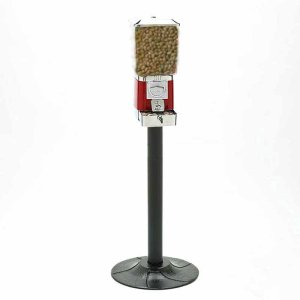 Deluxe Animal Feed Vending Machine and Stand | moneymachines.com