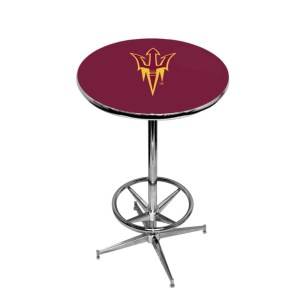 Arizona State Sun Devils College Logo Pub Table | moneymachines.com