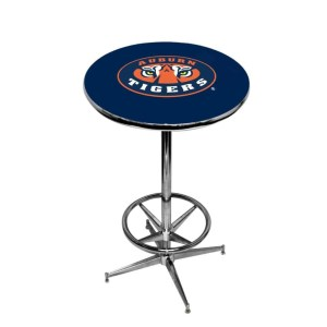 Auburn Tigers College Logo Pub Table | moneymachines.com