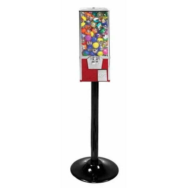 Big Pro 25 Inch Toy Capsule Vending Machine On Heavy Duty Stand | moneymachines.com