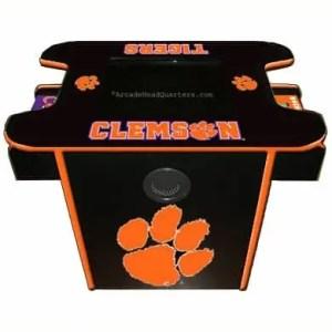 Clemson Arcade Multi-Game Machine   moneymachines.com