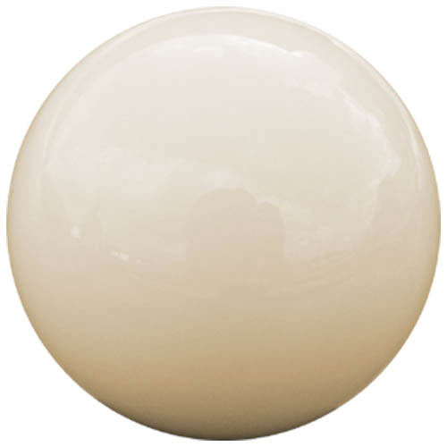 2 1/4 Inch Regulation Size and Weight Billiard Cue Ball | moneymachines.com