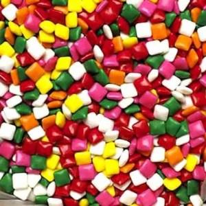 Dubble Bubble Assorted Tab Gum - 9,900 Count | moneymachines.com
