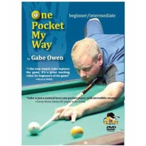 One Pocket My Way Beginner DVD | moneymachines.com