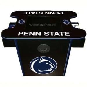 Penn State Nittany Lions Arcade Multi-Game Machine | moneymachines.com