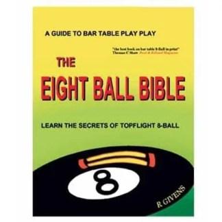 R Givens 8 Ball Bible | moneymachines.com