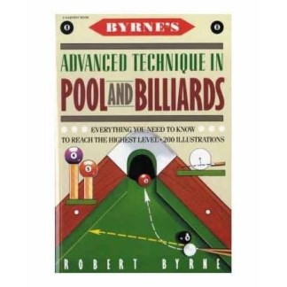 Robert Byrne's Advanced Technique In Pool | moneymachines.com