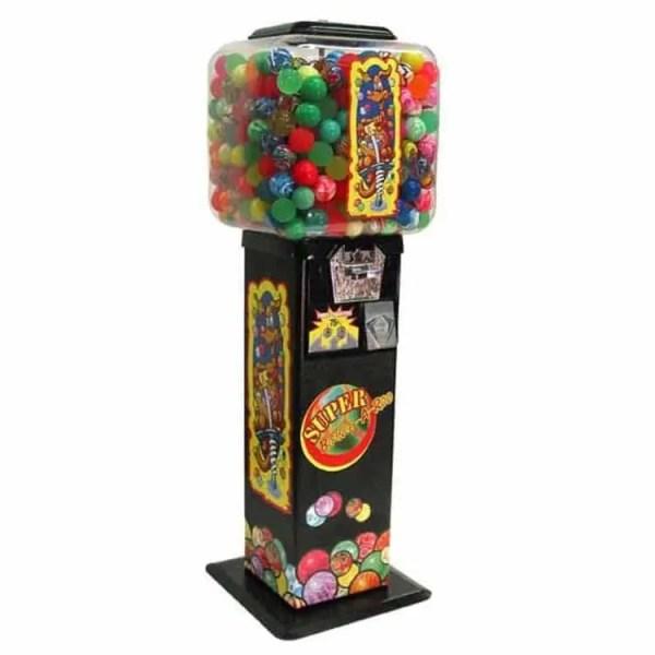 Super Bounce A Roo Vending Machine   moneymachines.com