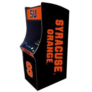 Syracuse Orange Arcade Multi-Game Machine | moneymachines.com