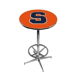 Syracuse Orange College Logo Pub Table | moneymachines.com