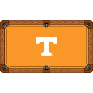 Tennessee Volunteers Billiard Table Cloth | moneymachines.com