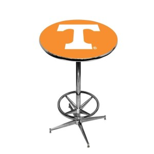 Tennessee Volunteers College Logo Pub Table | moneymachines.com