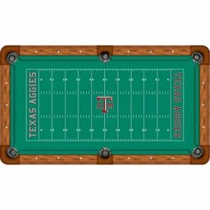 Texas A&M Billiard Table Cloth | moneymachines.com