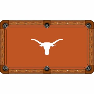 Texas Longhorns Billiard Table Cloth | moneymachines.com