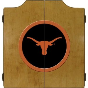 Texas Longhorns College Logo Dart Cabinet | moneymachines.com