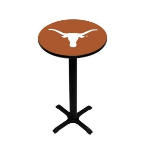 Texas Longhorns College Logo Pub Table | moneymachines.com