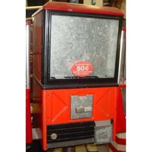 Used Northwwestern 2 Inch Capsule Vending Machine | moneymachines.com