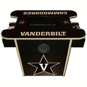 Vanderbilt Commodores Arcade Multi-Game Machine   moneymachines.com