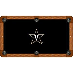 Vanderbilt Commodores Billiard Table Cloth   moneymachines.com