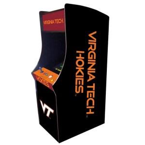 Virginia Tech Hokies Arcade Multi-Game Machine | moneymachines.com