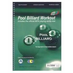 WPA Pool Billiard Workout Book - Volume 1 | moneymachines.com