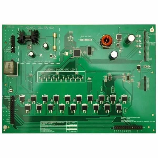 Bally / Stern Pinball Ultimate Solenoid Driver Board   moneymachines.com