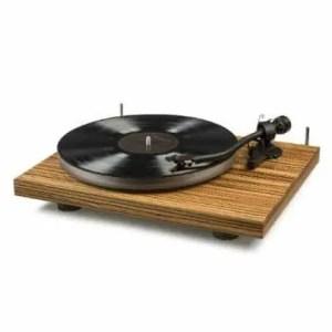 Crosley C20 Vinyl Turntable - Zebrano   moneymachines.com