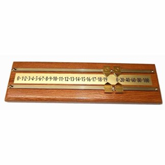 Deluxe Wooden Pool Table Scoring Beads | moneymachines.com