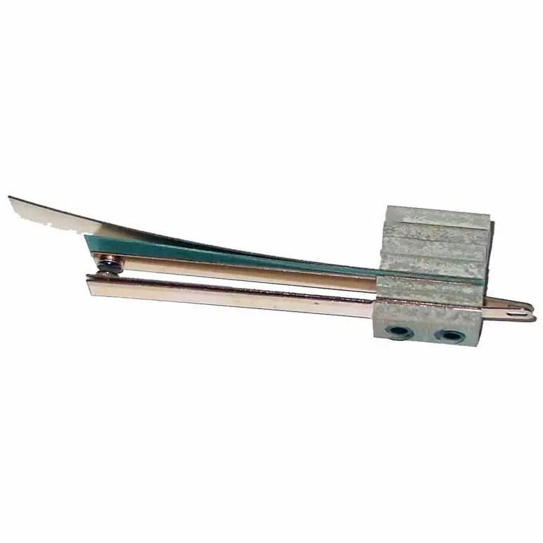 Heavy Duty Flipper Button Leaf Switch | SW-10A-48