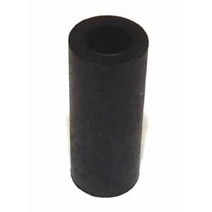 Long Black Rubber Pinball Post Sleeve | moneymachines.com