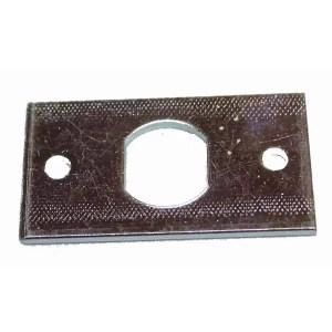 Replacement Lock Plate | moneymachines.com
