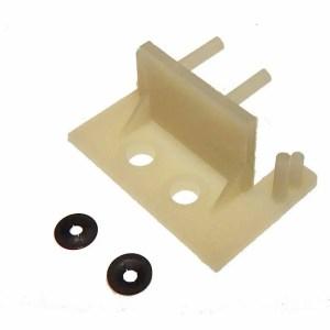 Subminature Micro Switch Mounting Bracket - 95-4184-00   moneymachines.com