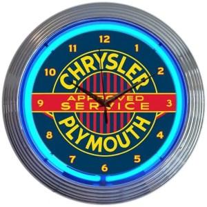 AUTO – CHRYSLER/PLYMOUTH NEON CLOCK – 8CRYPL   moneymachines.com