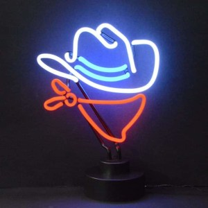 COWBOY NEON SCULPTURE – 4COWBOY | moneymachines.com