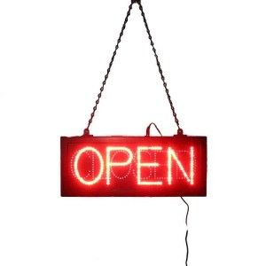 OPEN AND CLOSED LED SIGN – 5OPENC | moneymachines.com
