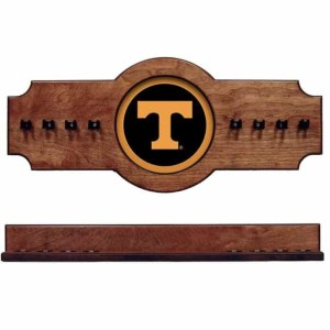 Tennessee 2-Piece Cue Rack Pecan | Moneymachines.com