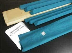 Fischer Pool Table Recovering Kits | moneymachines.com