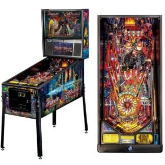 Stern Black Knight Sword Of Rage Pro Pinball Game Machine | moneymachines.com