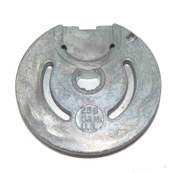25 Cent Coin Carrier For Beaver Vending Machine Coin Mechanism | moneymachines.com