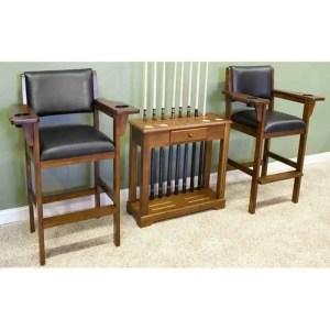 Level Best Billiard Spectator Chair | F1007 | moneymachines.com