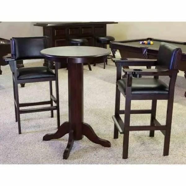 Level Best Billiard Spectator Chair | moneymachines.com
