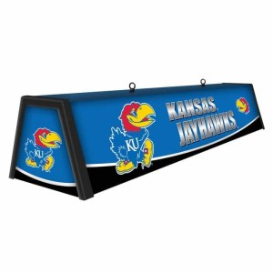 "Kansas Jayhawks College 44"" Victory Game Table Lamp 