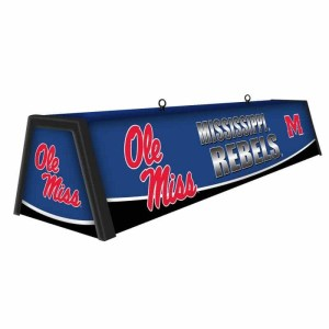 """Ole Miss Rebels College 44"""" Victory Game Table Lamp 
