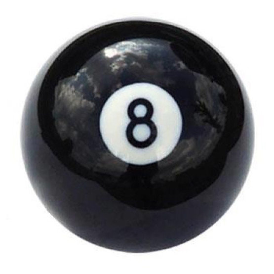 New Individual Number Eight (8) Billiard Pool Ball | moneymachines.com