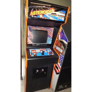 Asteriods Multigame Arcade Game Machine | moneymachines.com