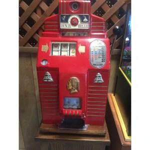 Jennings Dixie Belle Vintage Slot Machine | moneymachines.com
