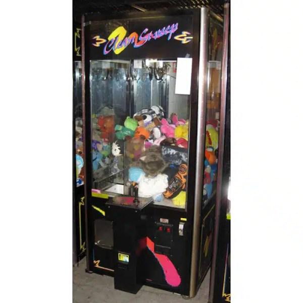 Used Smart Skill Claw Crane Machine | moneymachines.com