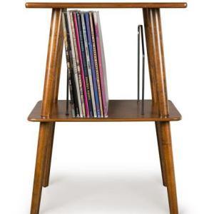 Crosley Manchester Entertainment Center Stand - Mahogany | moneymachines.com