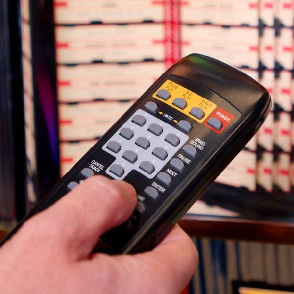 Rock-Ola Authentic Bubbler Remote | moneymachines.com