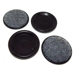 Arcade Game Foot Coasters Floor Protectors | moneymachines.com